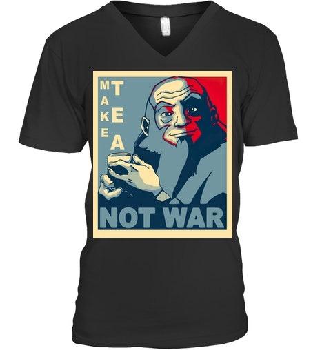 Iroh Make Tea Not War V-neck