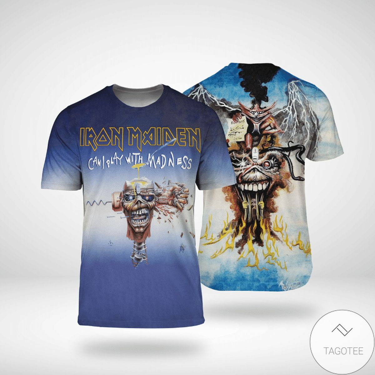 Iron Maiden Can I Play With Madness Shirt