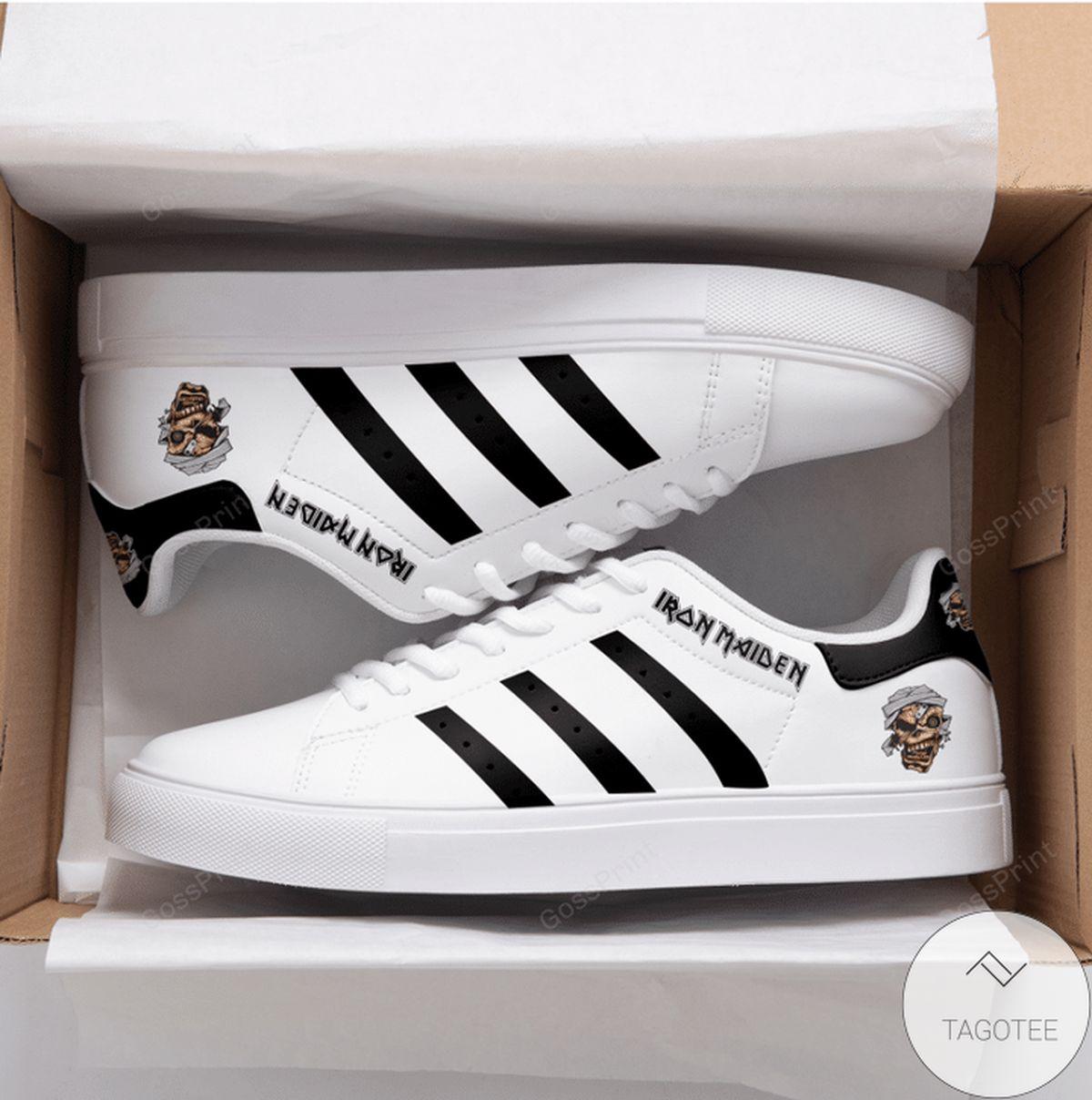 Iron Maiden Stan Smith Shoes