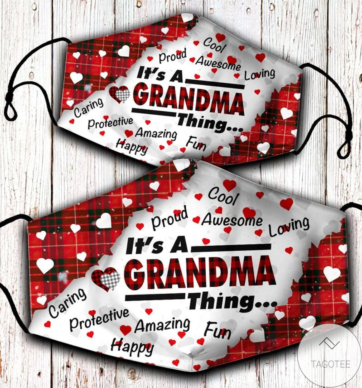 It's A Grandma Thing Cool Awesome Caring Amazing Mask