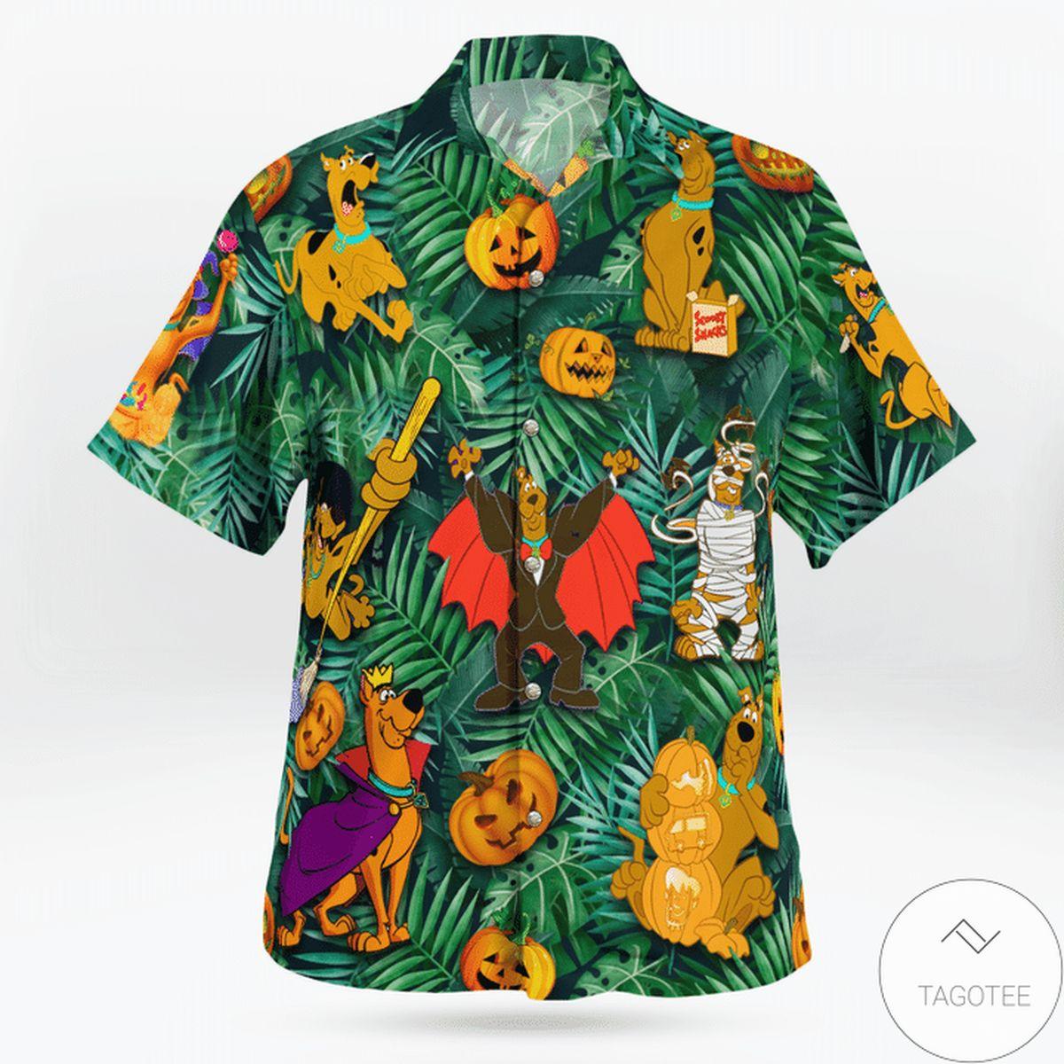 Top Rated I've Been Ready For Halloween Since Last Halloween Hawaiian Shirt