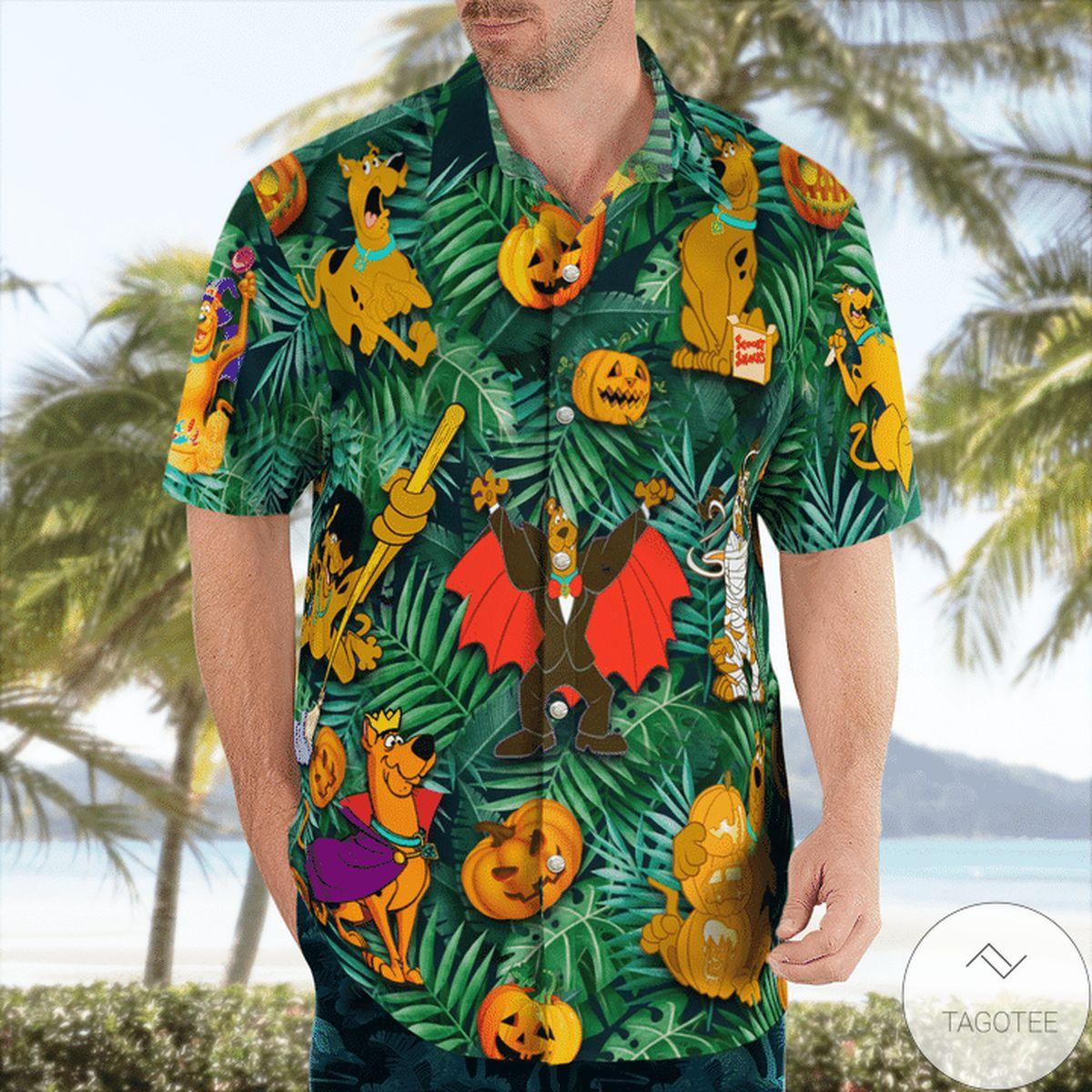Very Good Quality I've Been Ready For Halloween Since Last Halloween Hawaiian Shirt