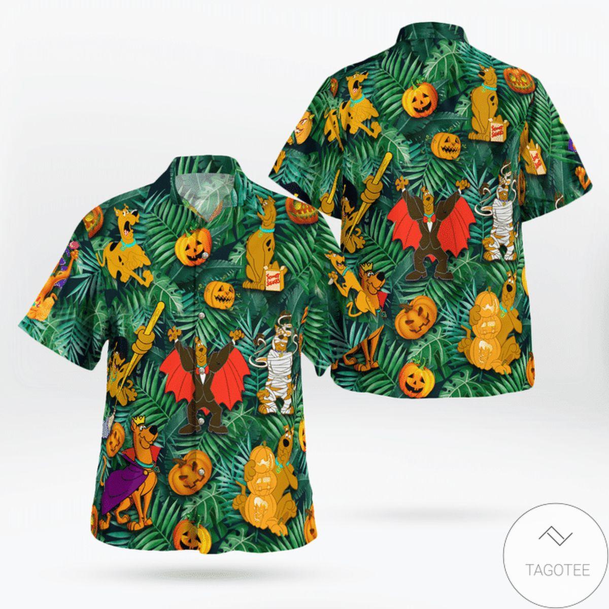 Popular I've Been Ready For Halloween Since Last Halloween Hawaiian Shirt