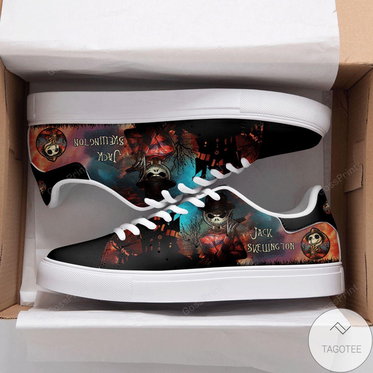 Jack Skellington Stan Smith Shoes