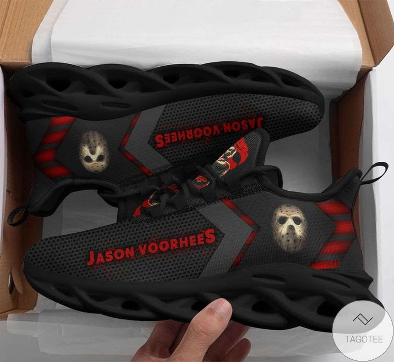 Jason Voorhees Max Soul Shoes
