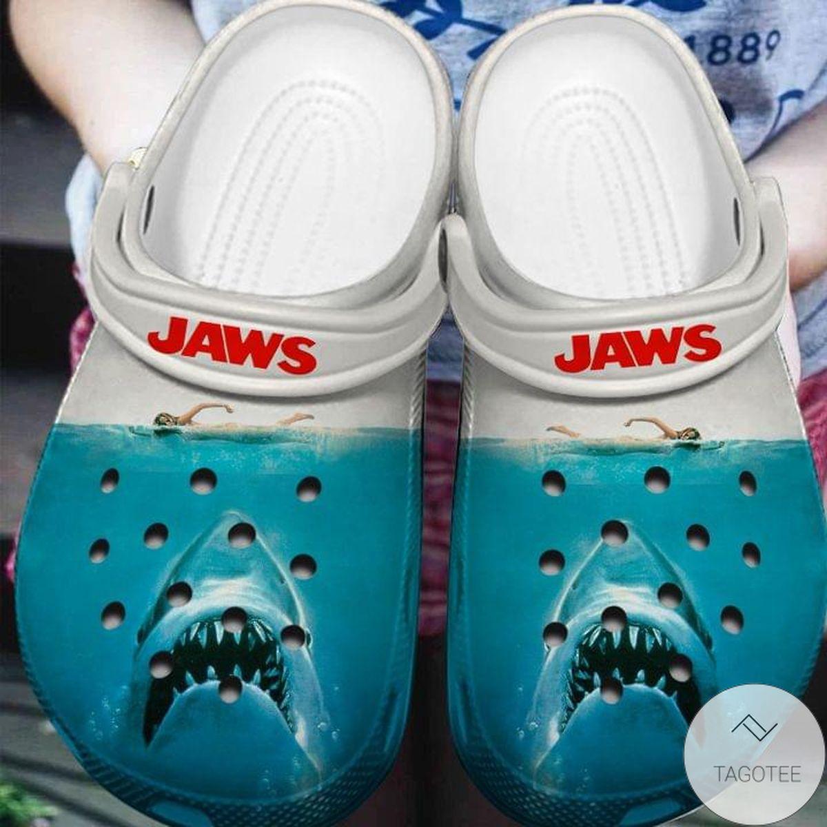 Jaws 1975 Crocs