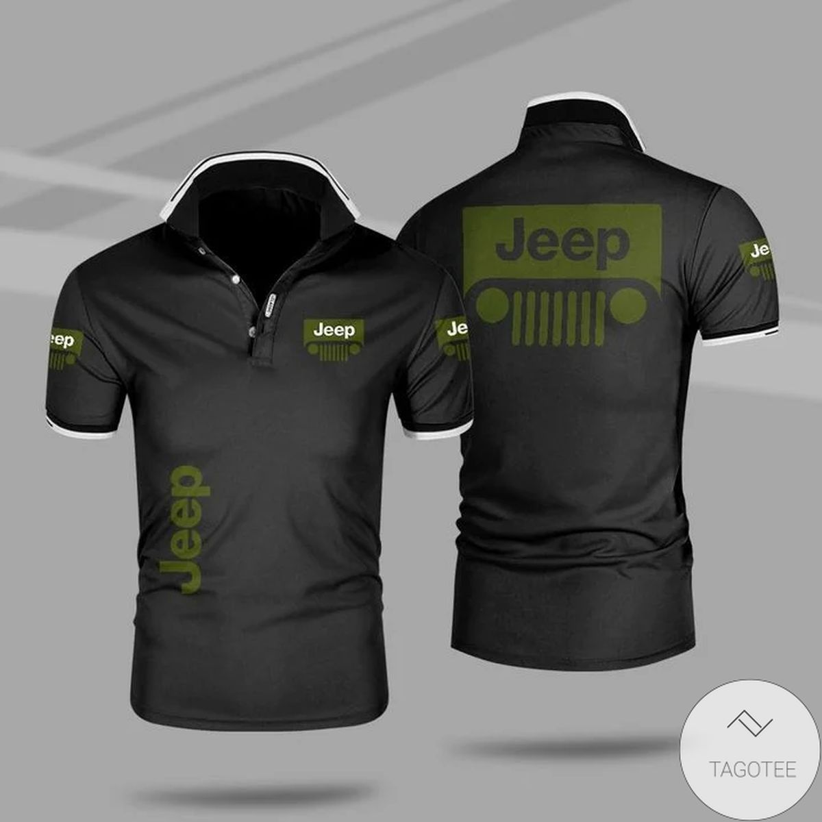 Jeep Polo Shirt
