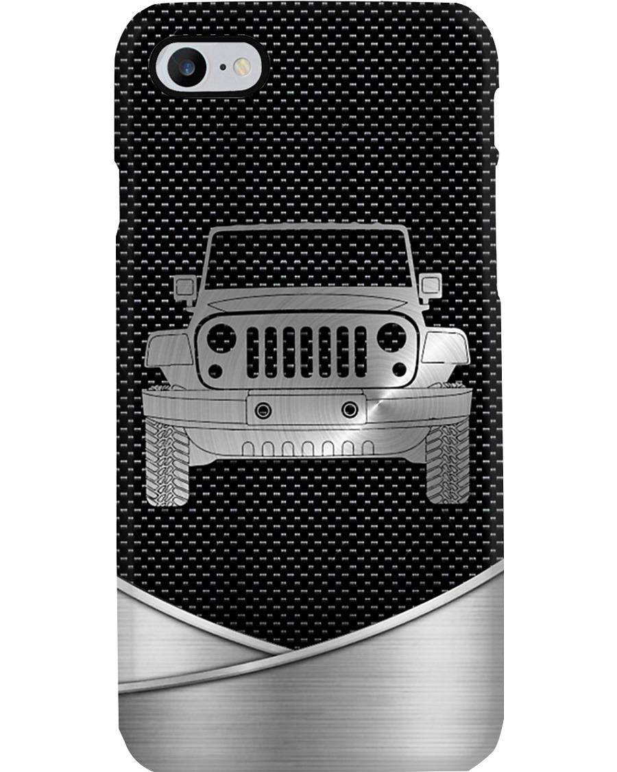 Jeep as metal phone case 7