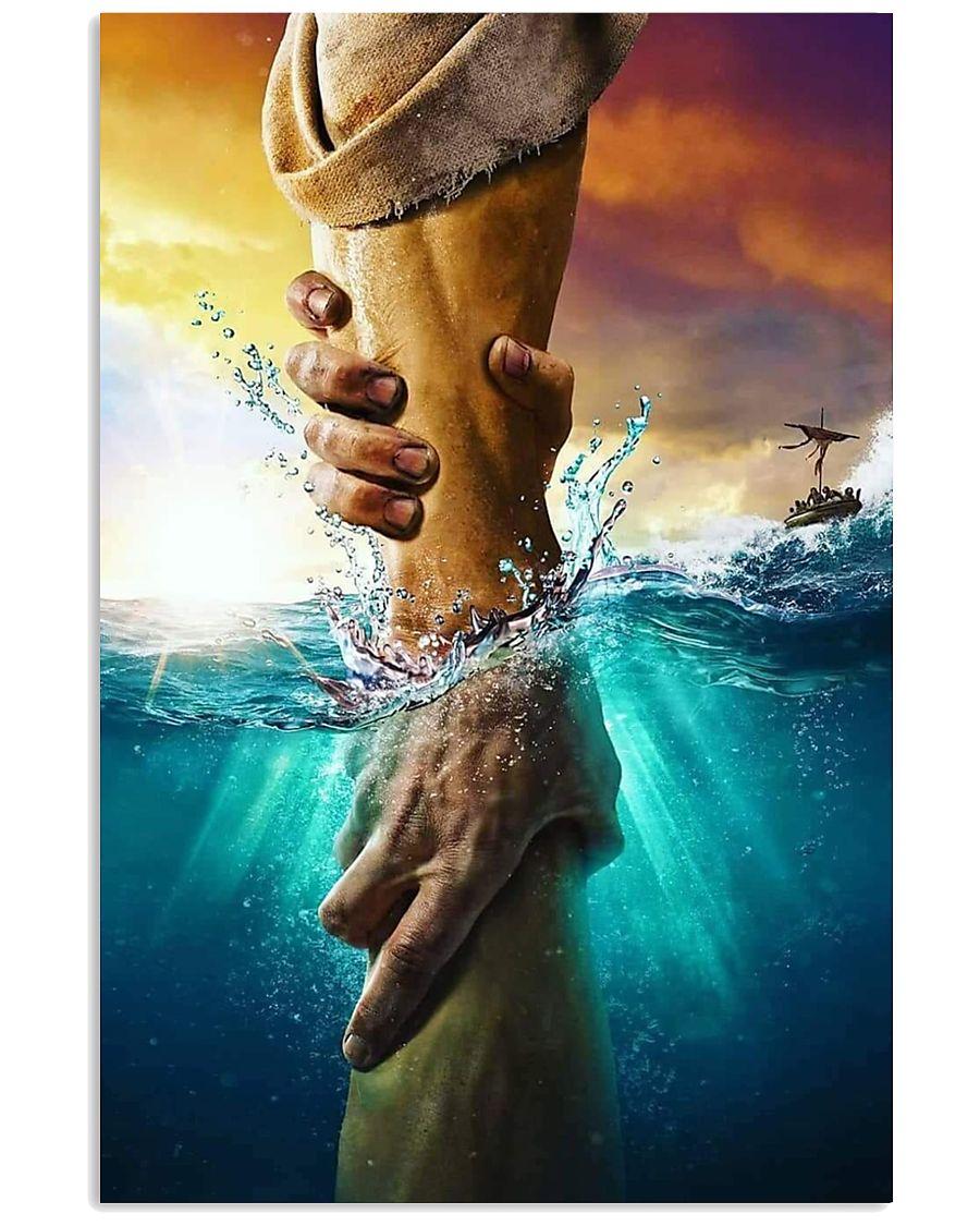 Jesus - Hand Sea Posterz