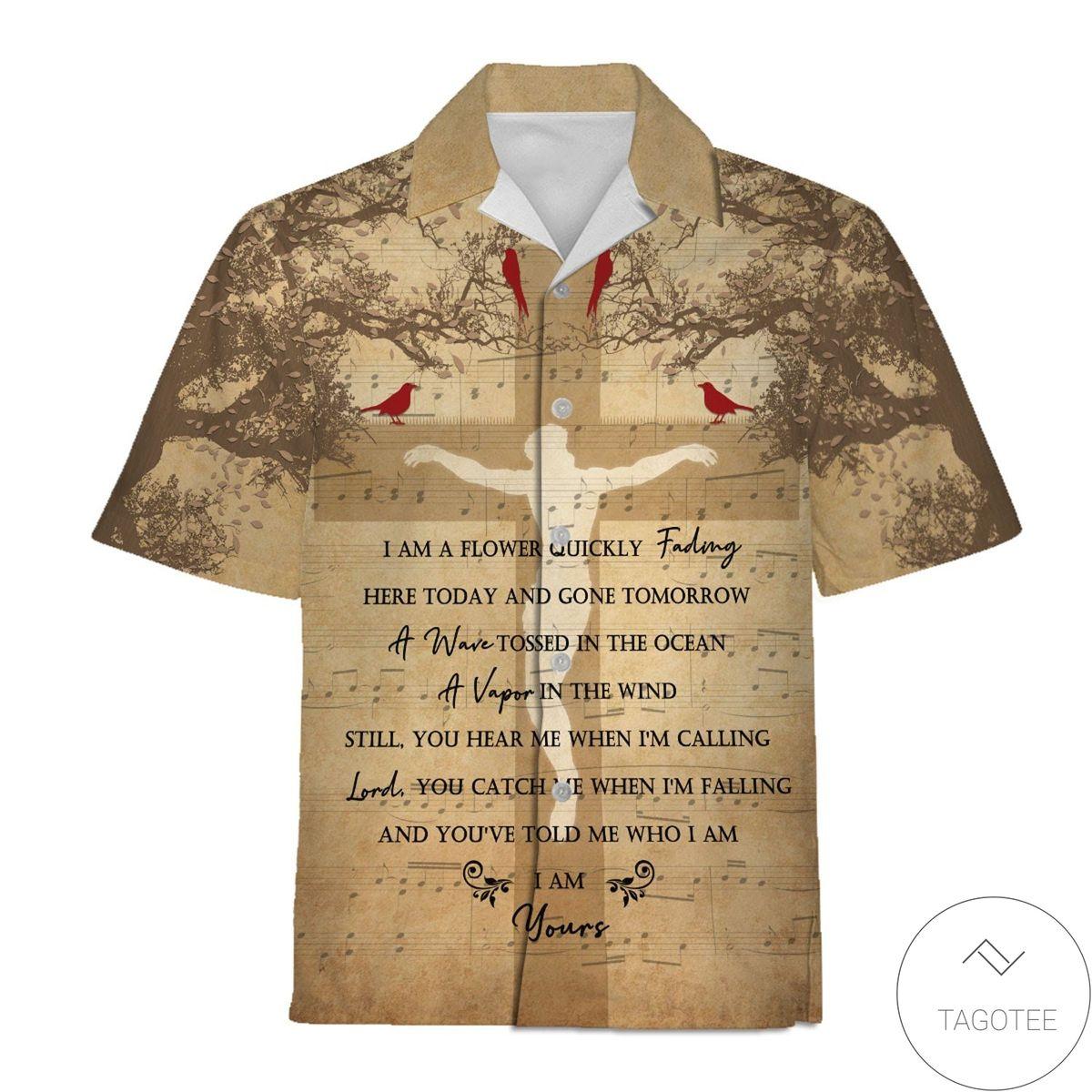 Jesus Who Am I Hawaiian Shirt