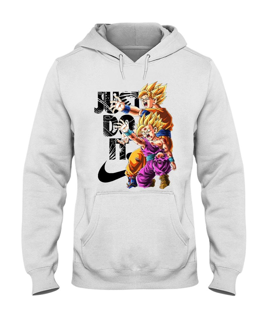 Just Do It Dragon Ball Son Goku hoodie
