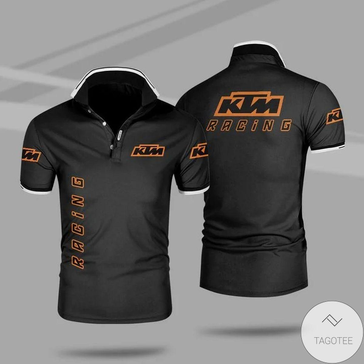 Ktm Racing Polo Shirt