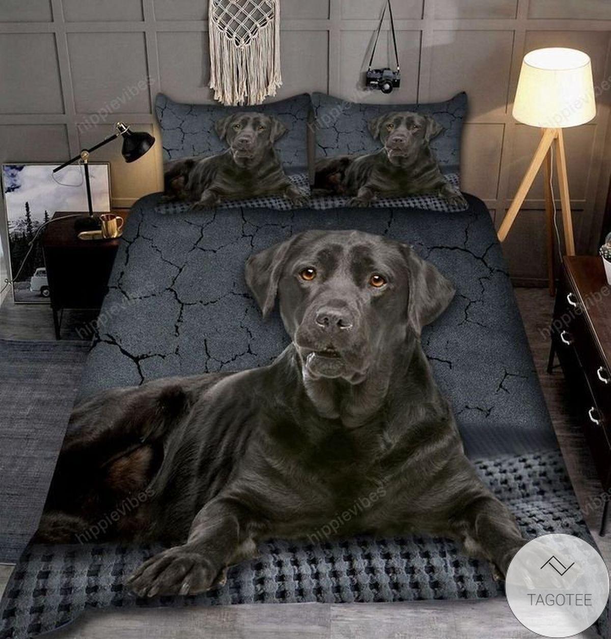 Labrador Retriever 3d Bedding Set