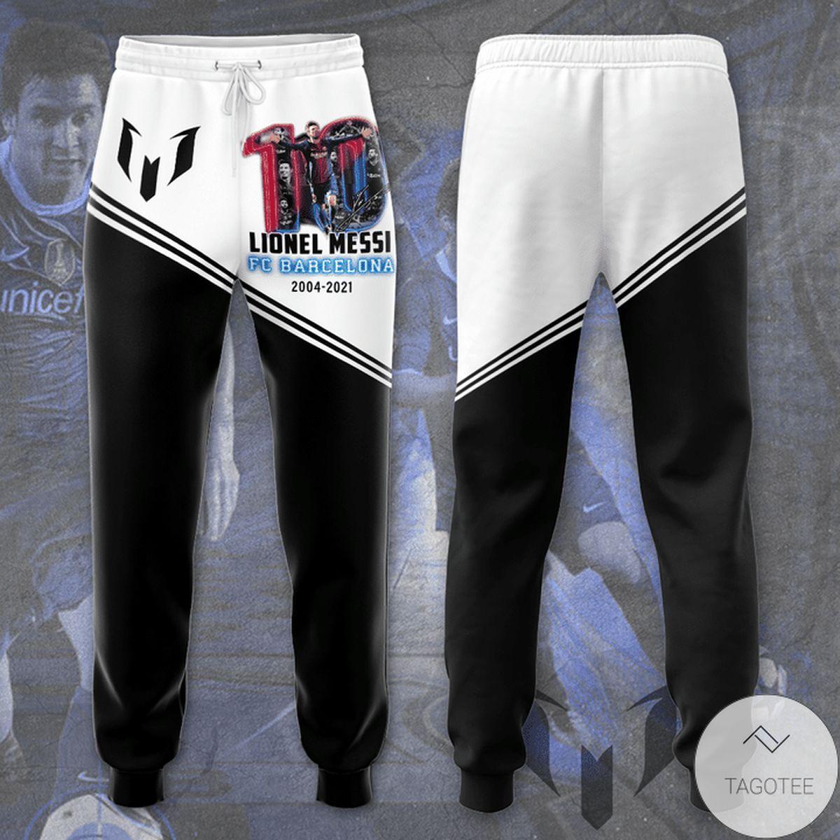 Lionel Messi Unisex Long Pants
