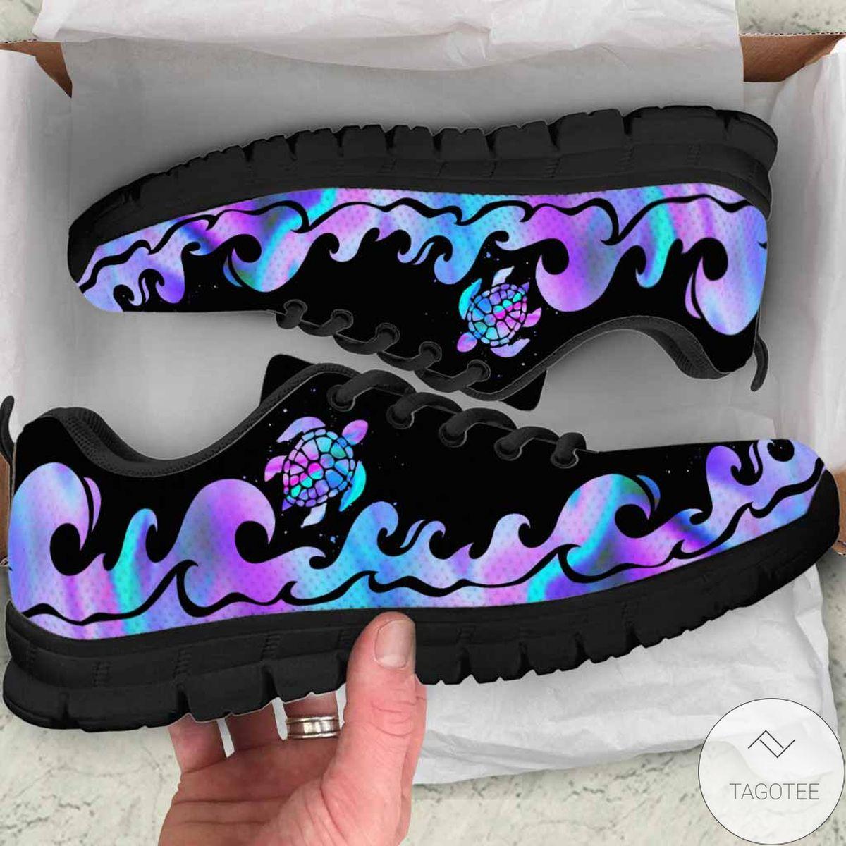 Love Turtle Sneakers