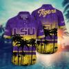 Lsu Tigers Tropical Hawaiian Shirt, Beach Short