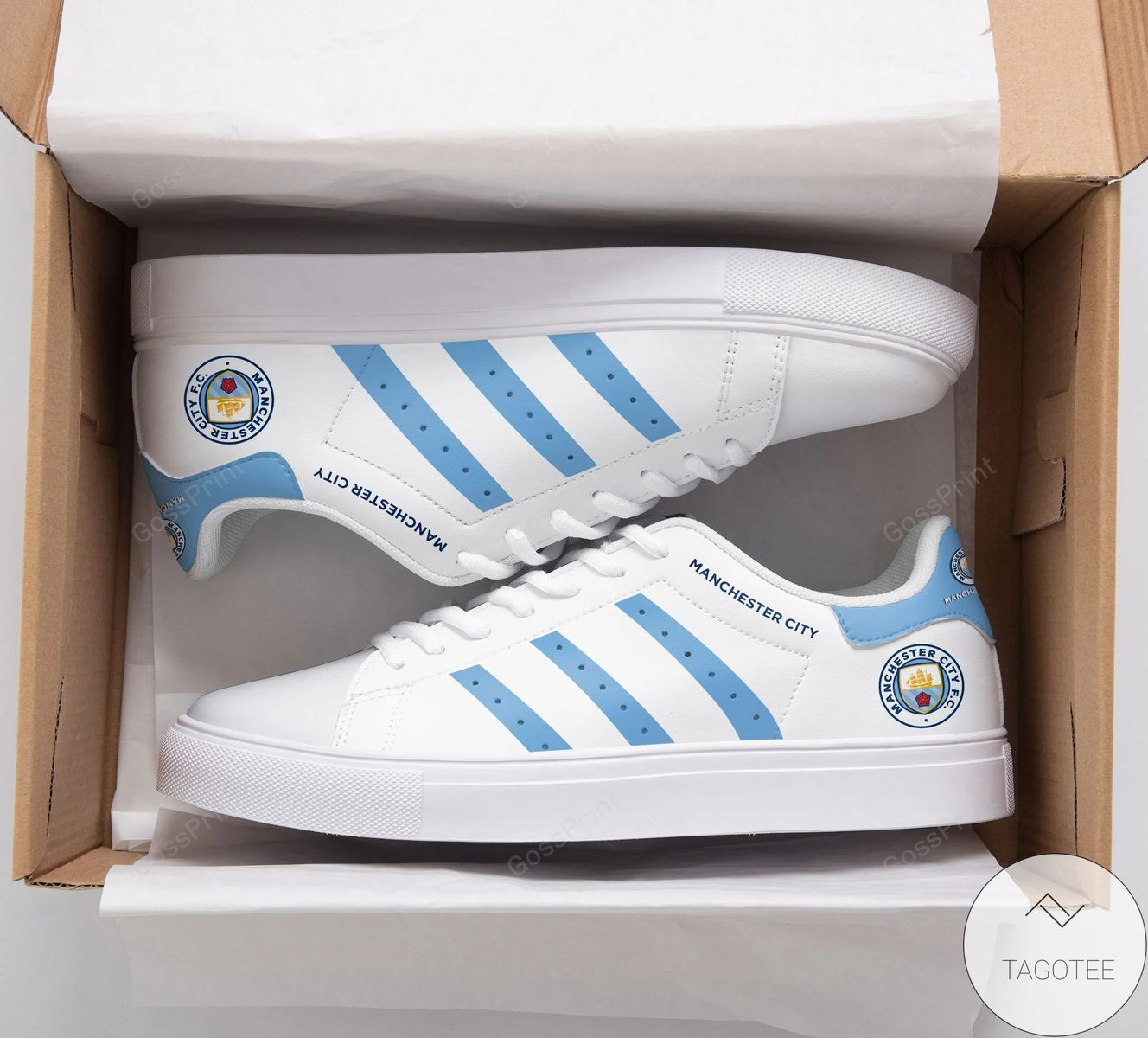 Manchester City Stan Smith Shoes