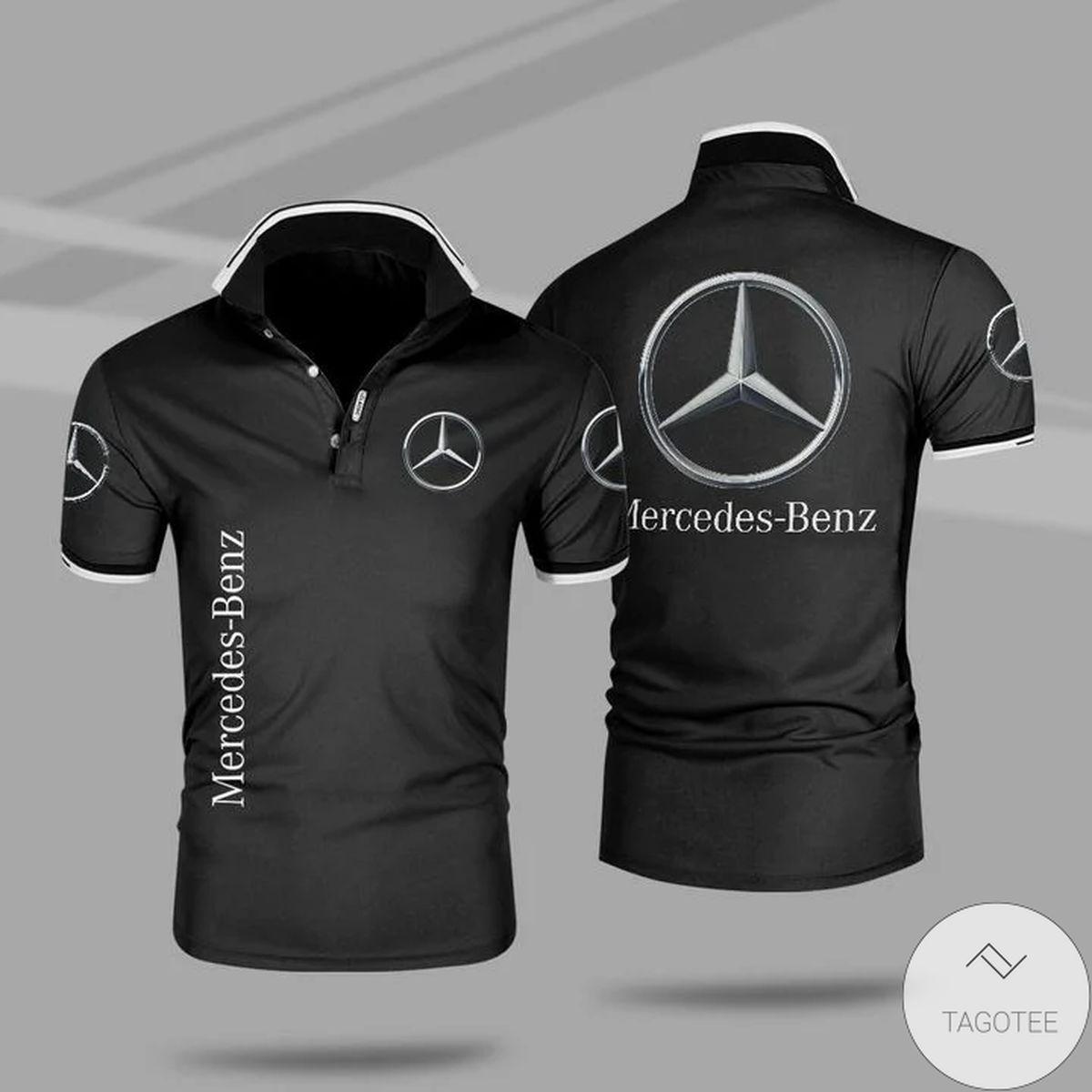 Mercedes Benz Polo Shirt