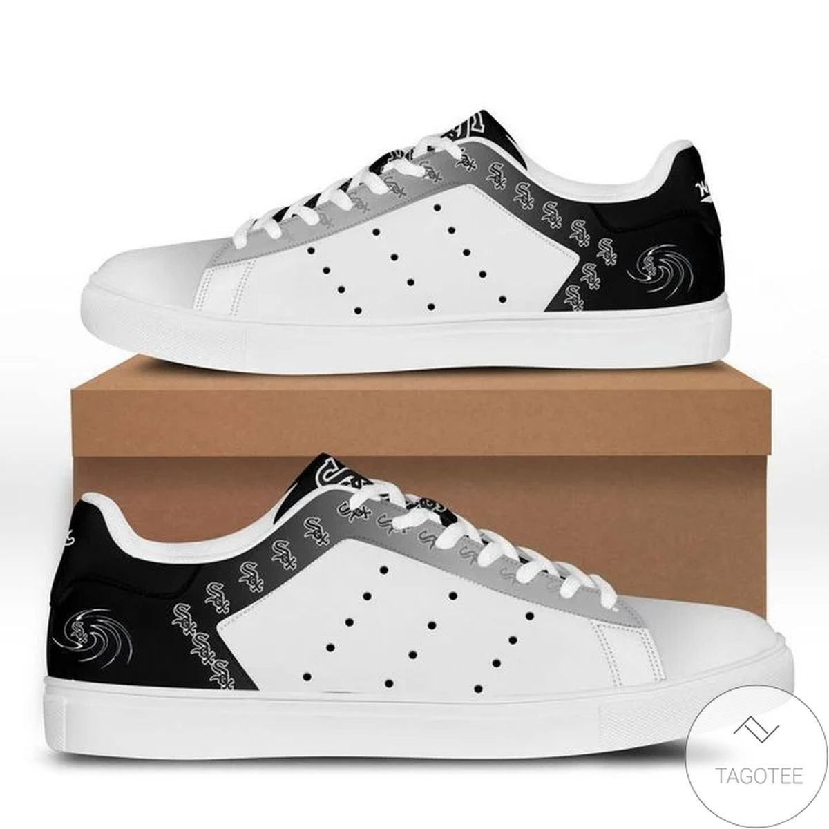Mlb Chicago White Sox Stan Smith Shoes
