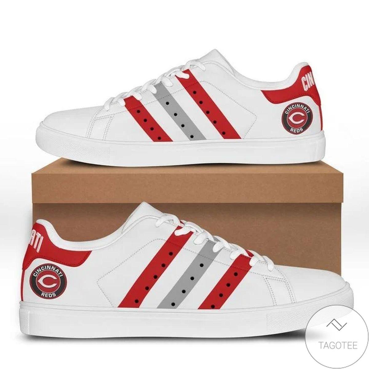 Mlb Cincinnati Reds Stan Smith Shoes