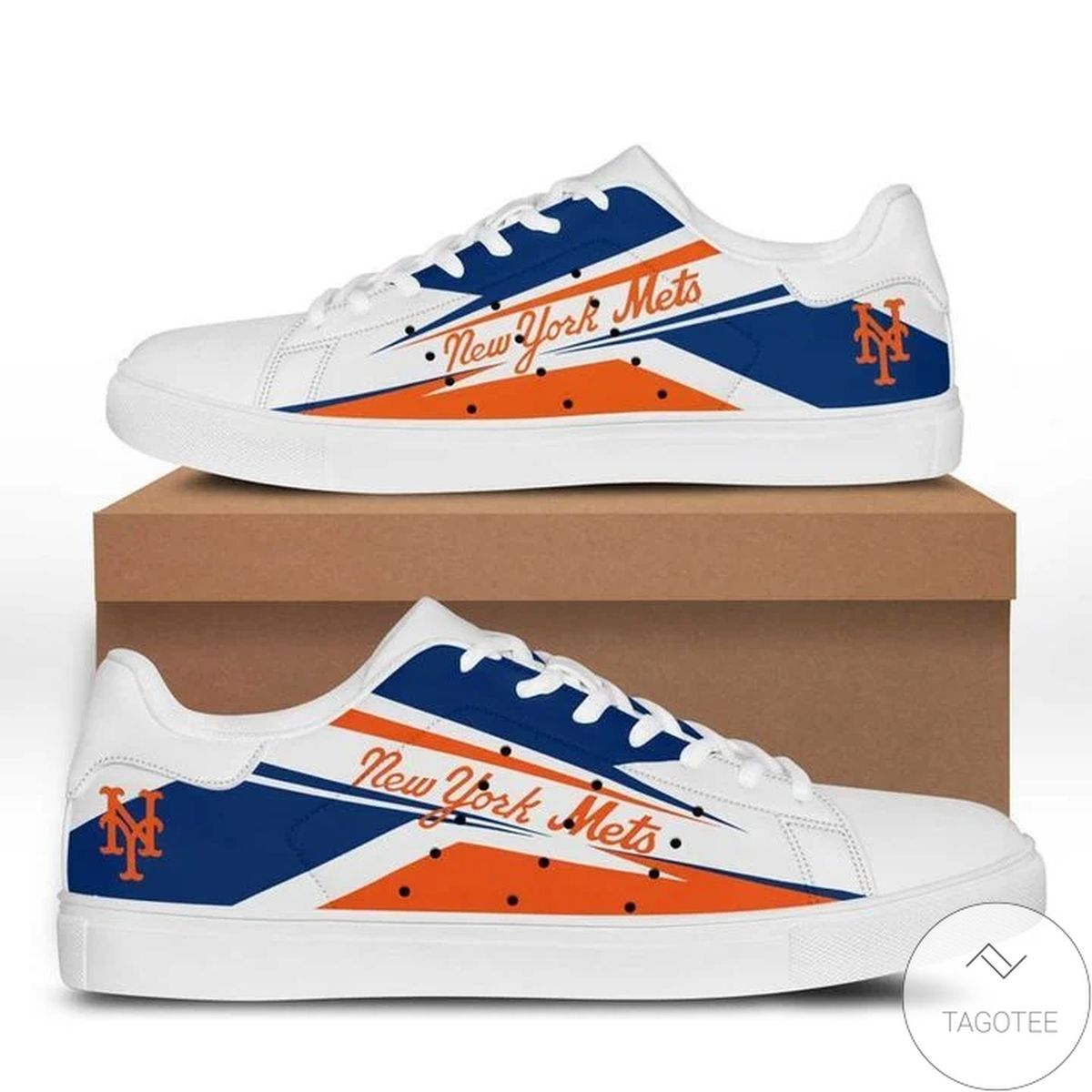 Mlb New York Mets Stan Smith Shoes