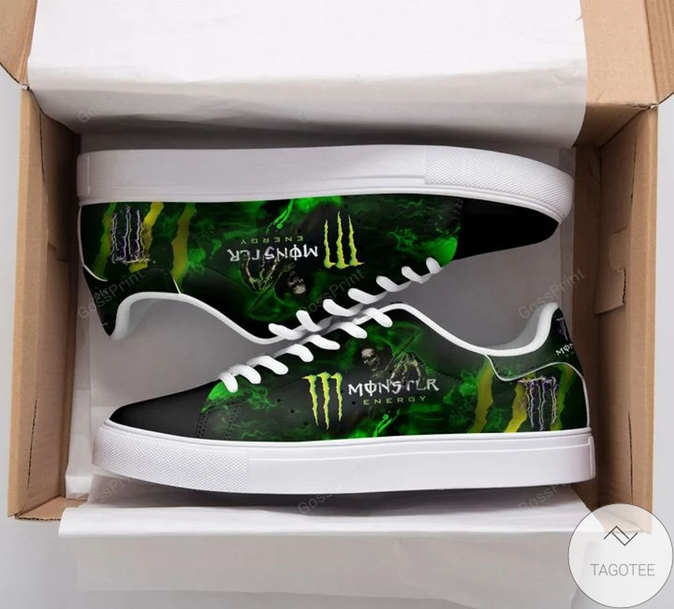 Monster Energy Stan Smith Shoes