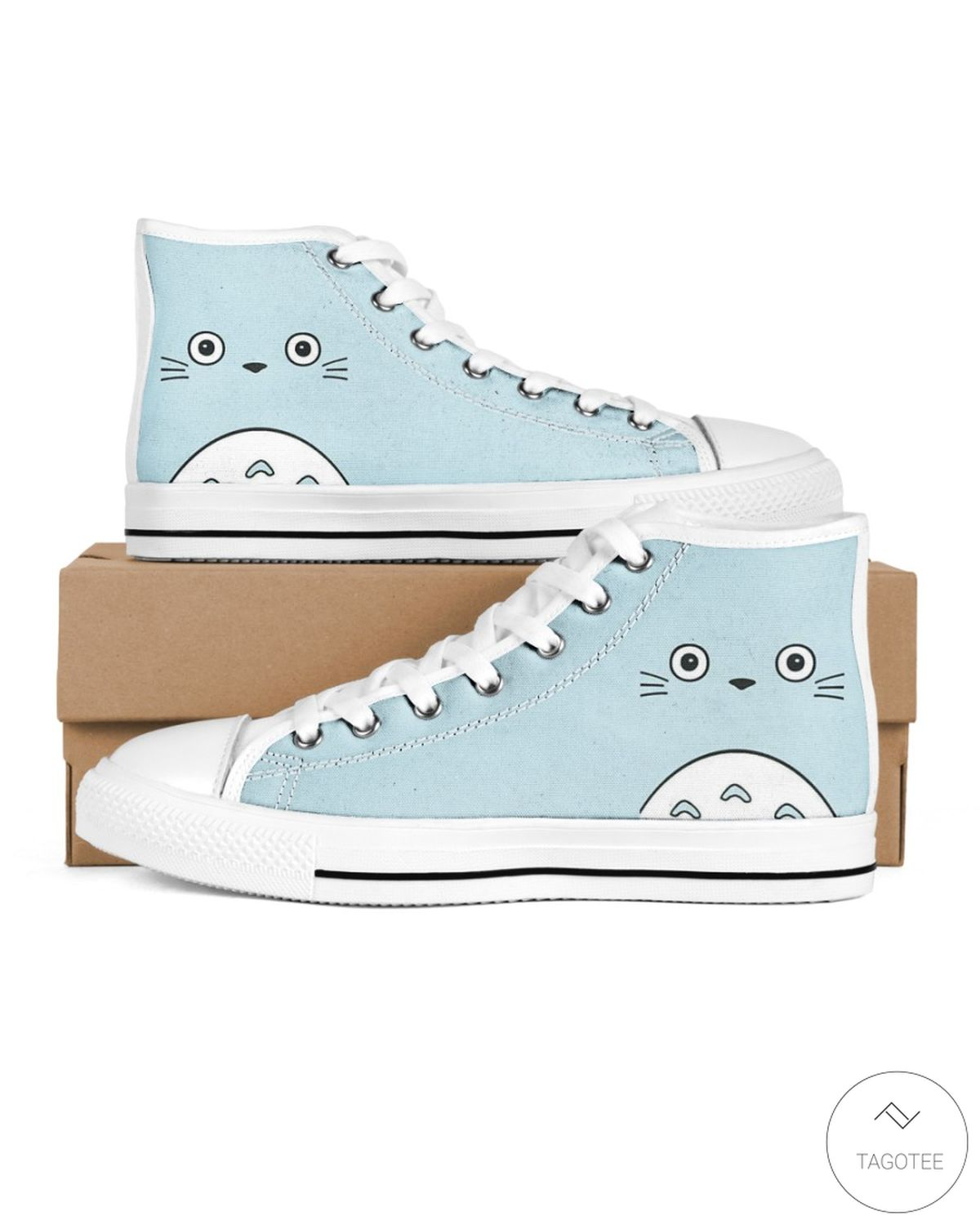 My Neighbor Totoro High Top Shoes