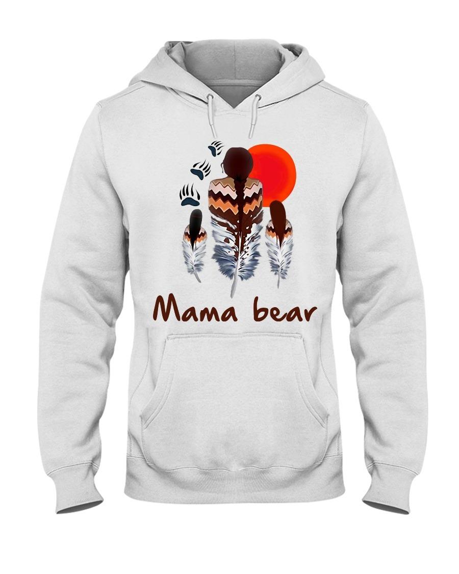 Native American Mama bear hoodie