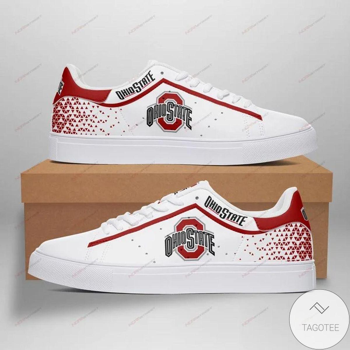 Ncaa Ohio State Buckeyes Stan Smith Shoes