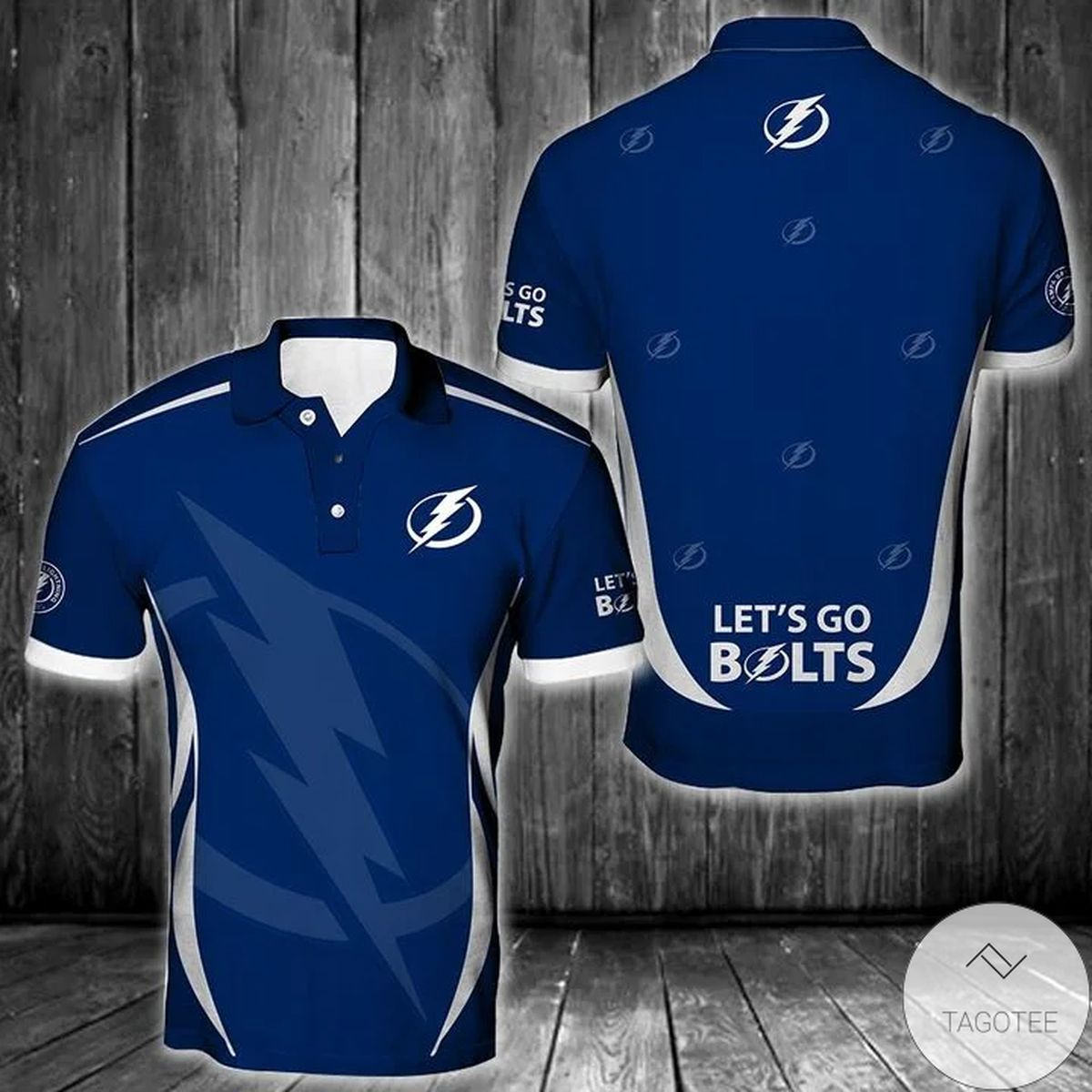 Nhl Tampa Bay Lightning Polo Shirt