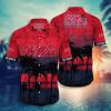 Ole Miss Rebels Tropical Hawaiian Shirt, Beach Short