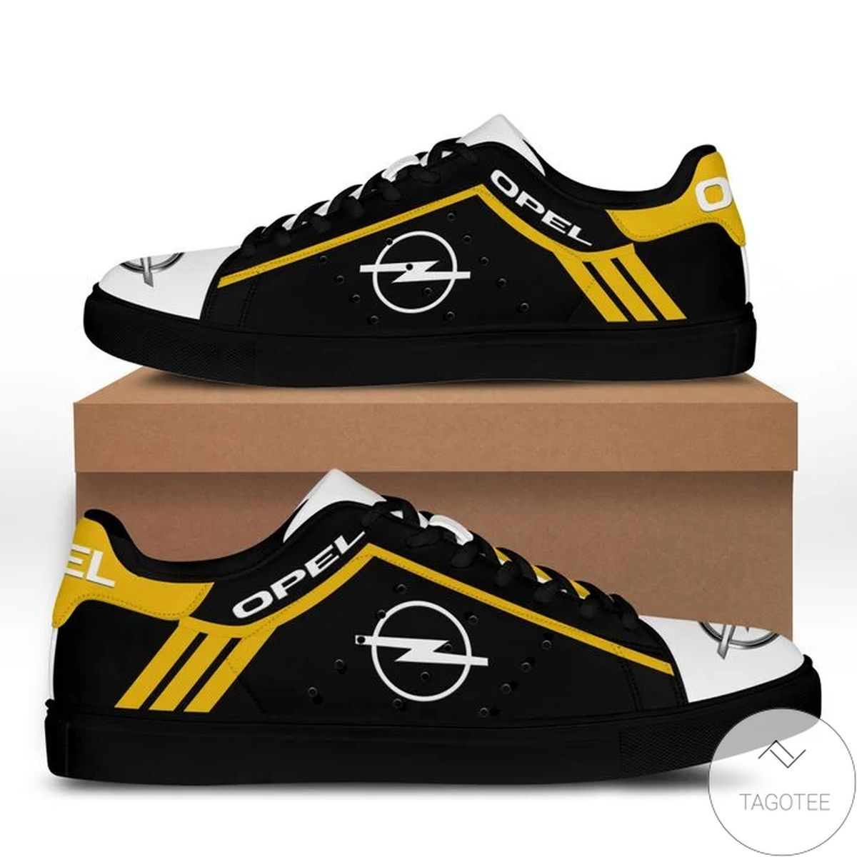Opel Stan Yellow Smith Shoes