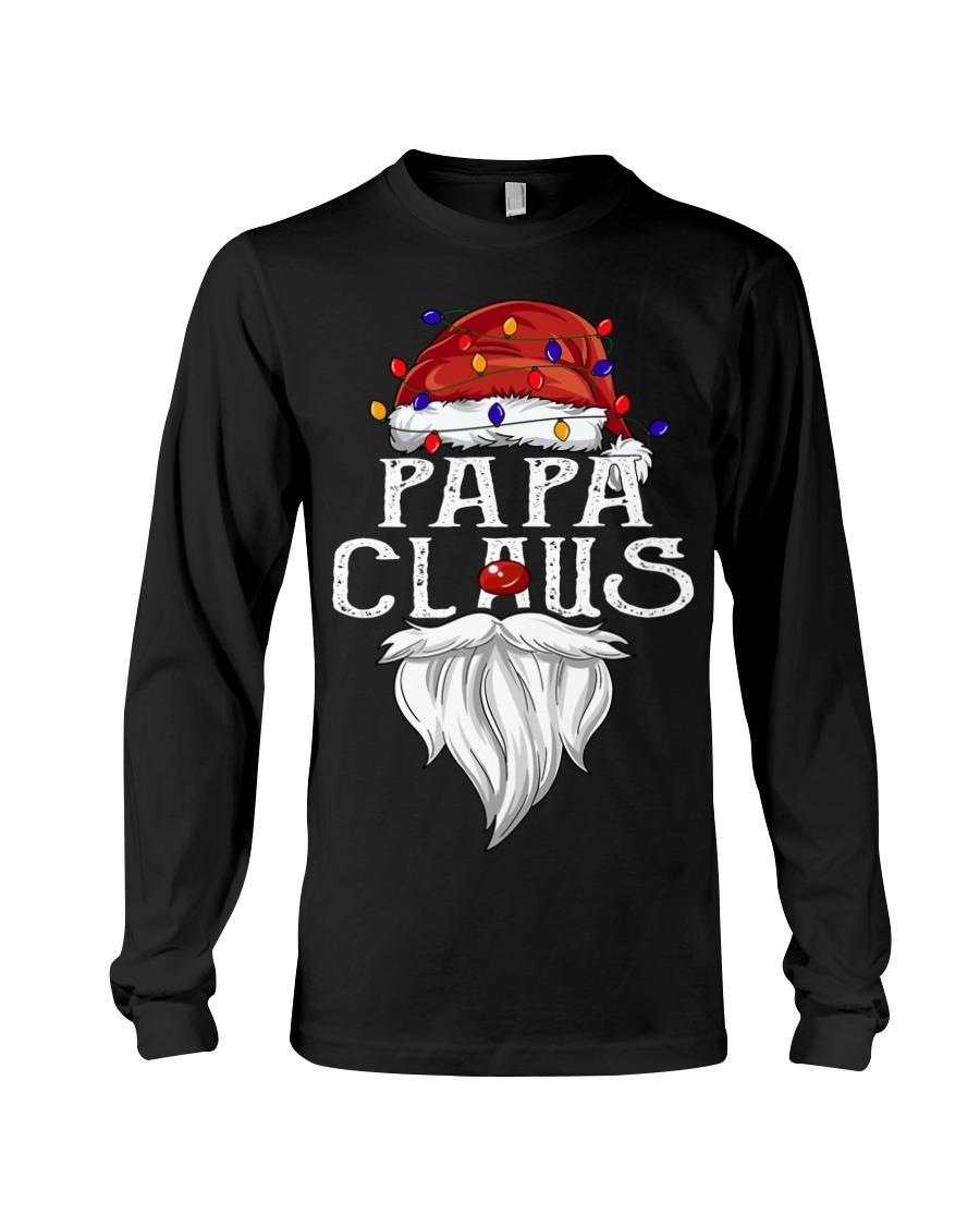 Papa Claus Christmas Long sleeve
