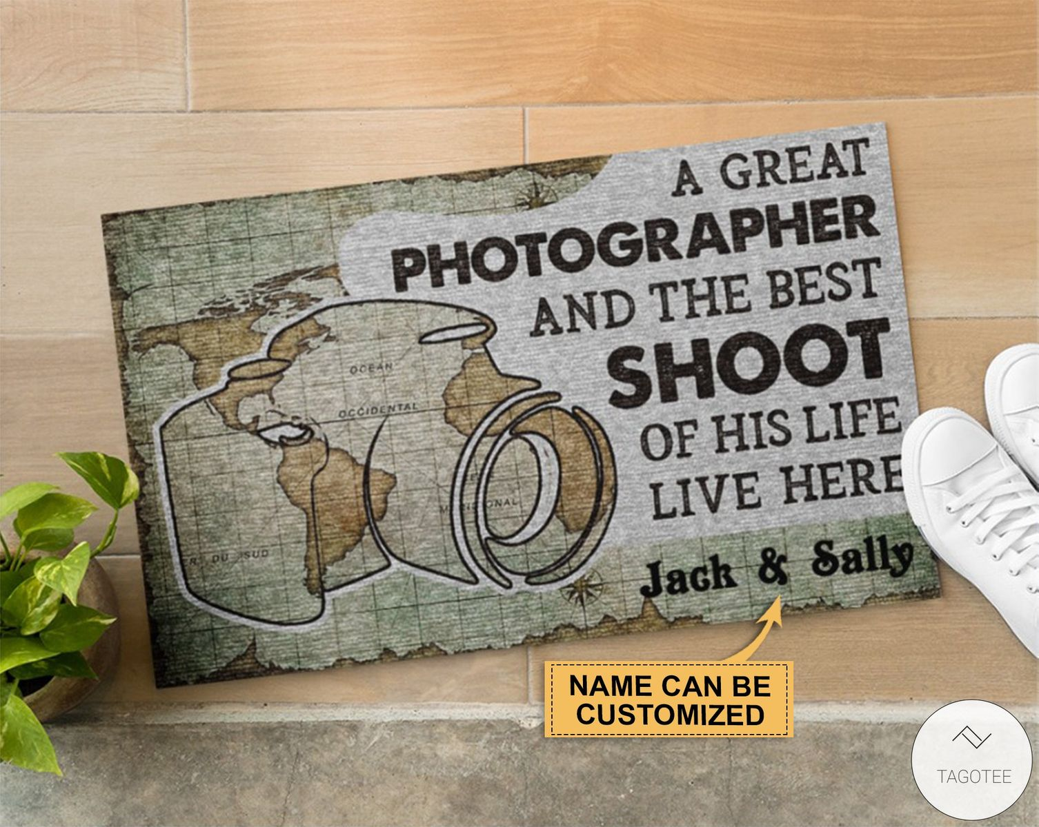 Personalized A Great Photographer And The Best Shoot Of His Life Live Here Doormatz