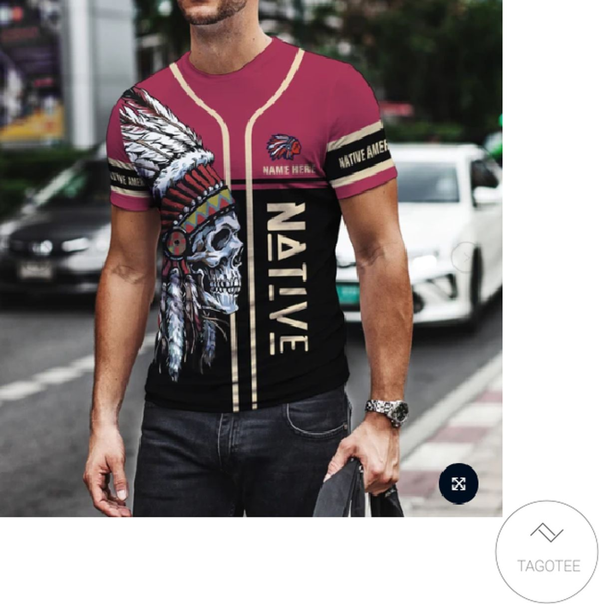 Personalized Native American 3d Shirt