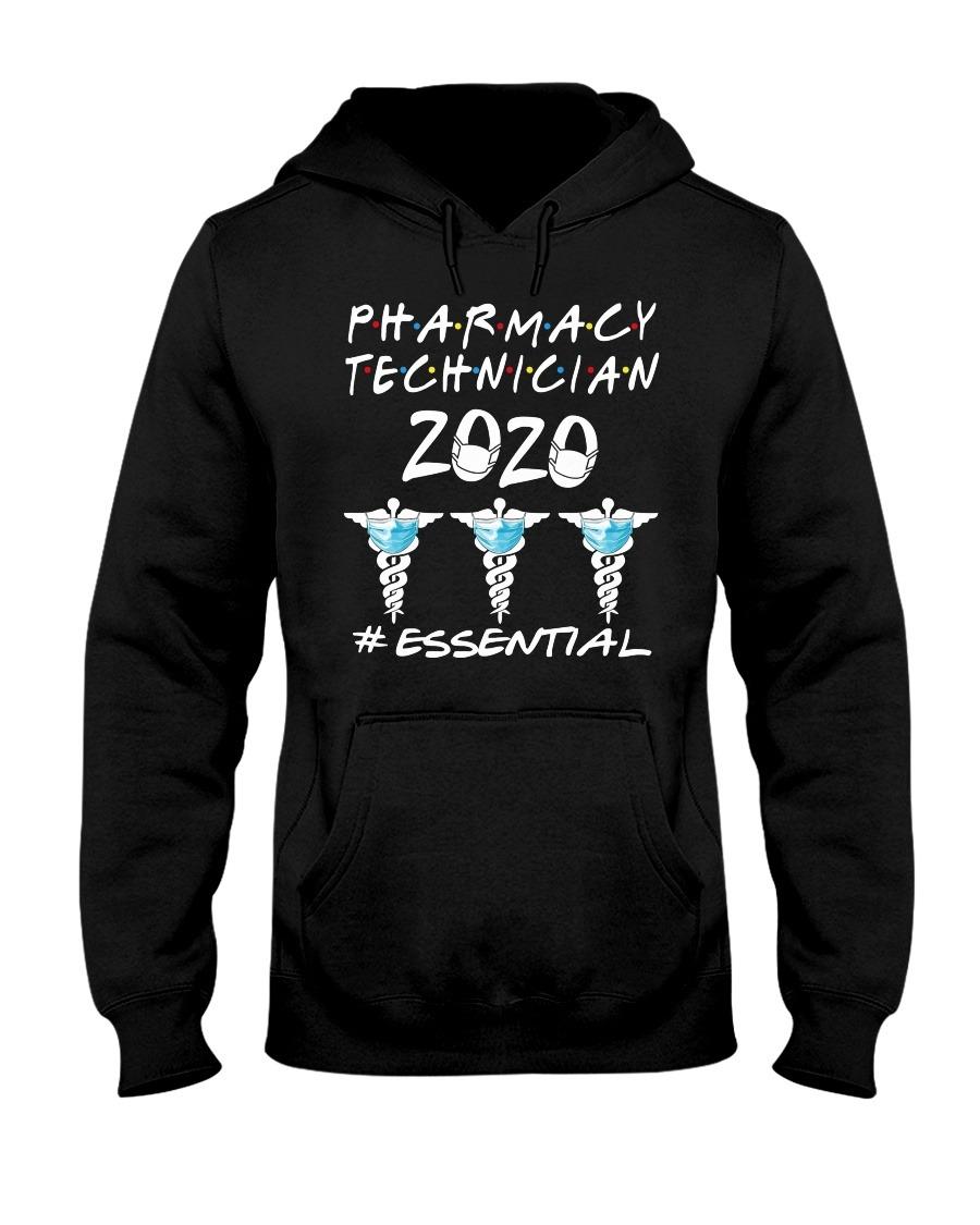 Pharmacy Technician essential hoodie