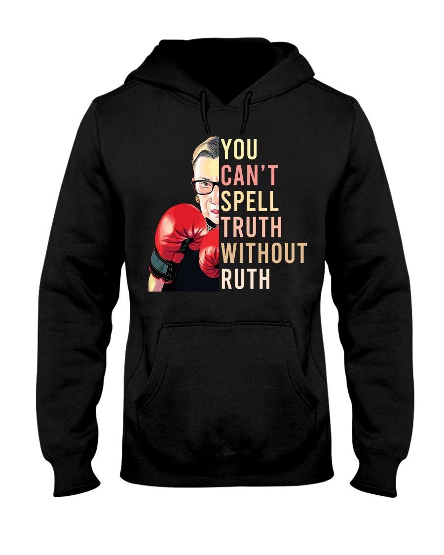 RBG You can't spell truth without ruth hoodie