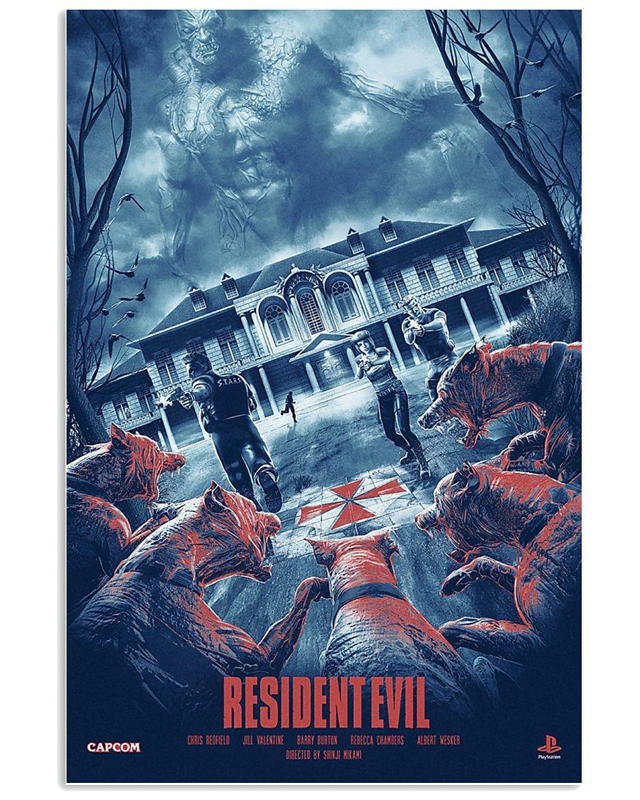 Resident Evil 2020 poster 1