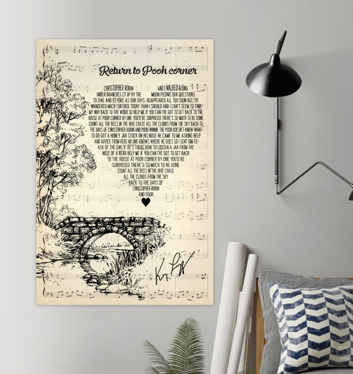 Return To Pooh Corner Lyrics - Kenny Loggins poster 1