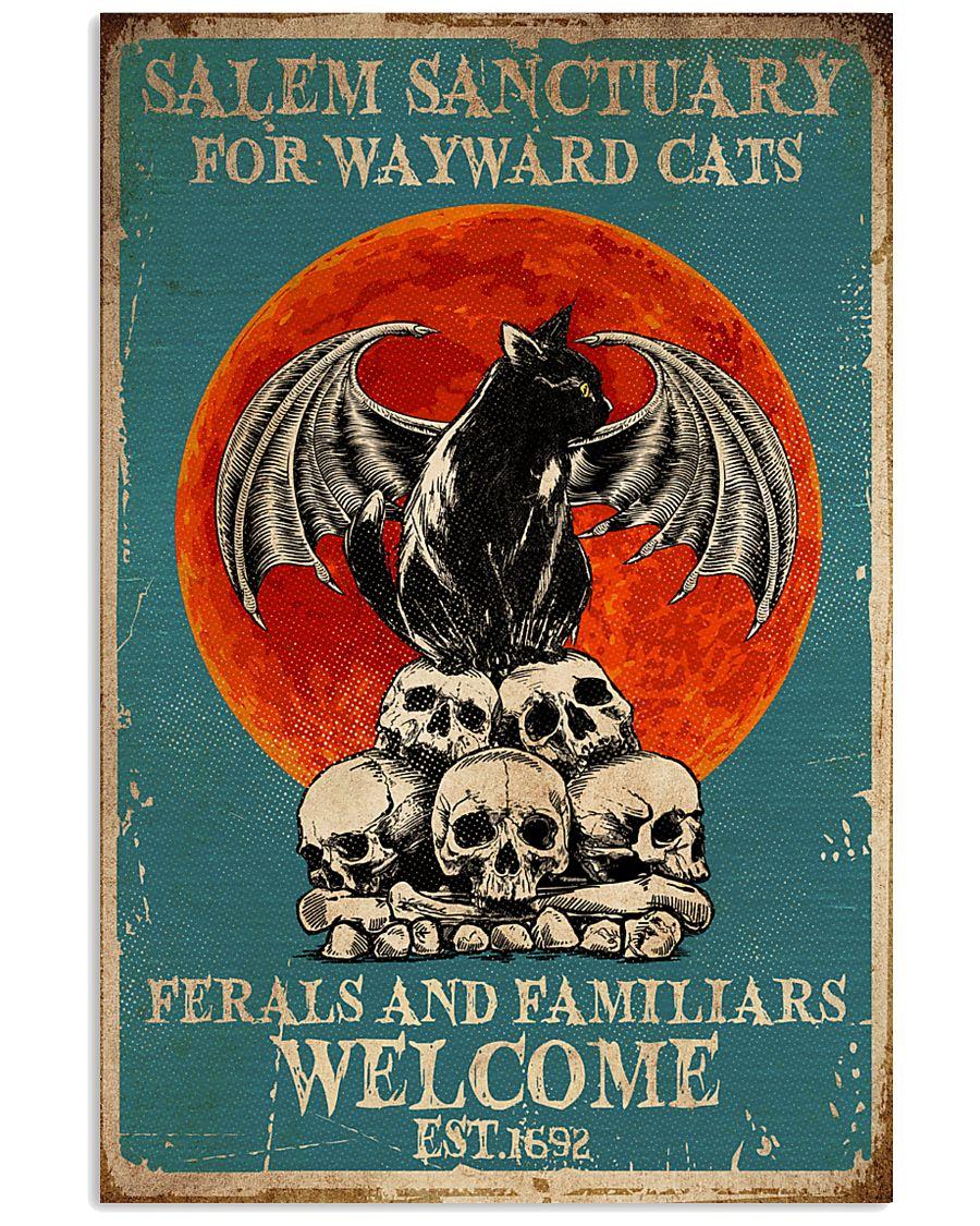 Salem Sanctuary For Wayward Cats post