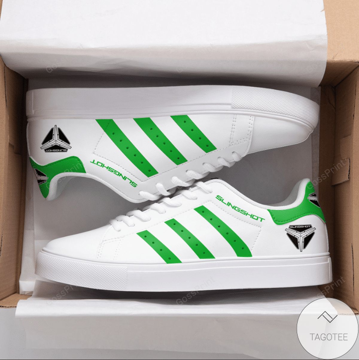 Slingshot Stan Smith Shoes