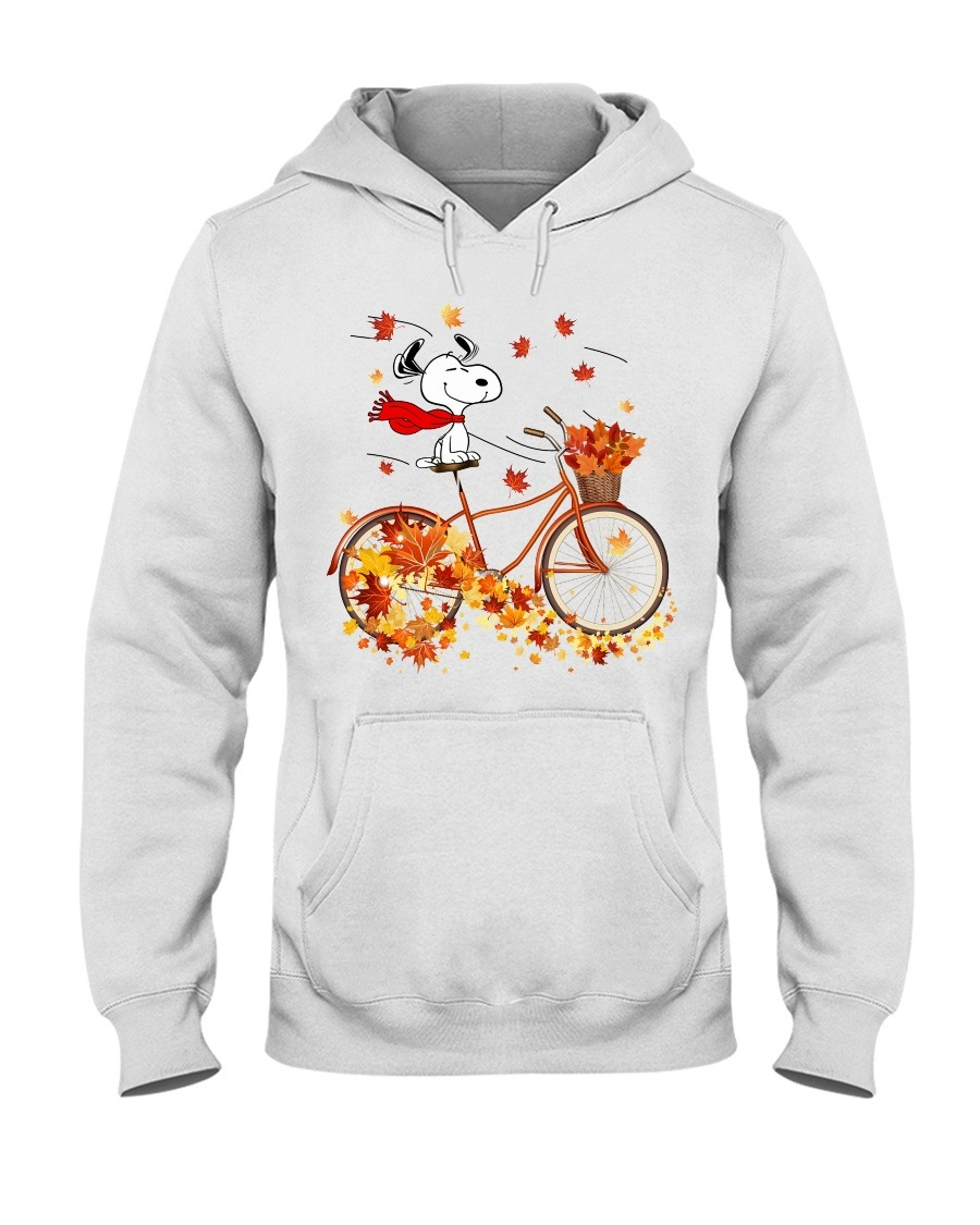 Snoopy Autumn Hoodie