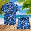 Star Trek Ship Hawaiian Shirt, Beach Short