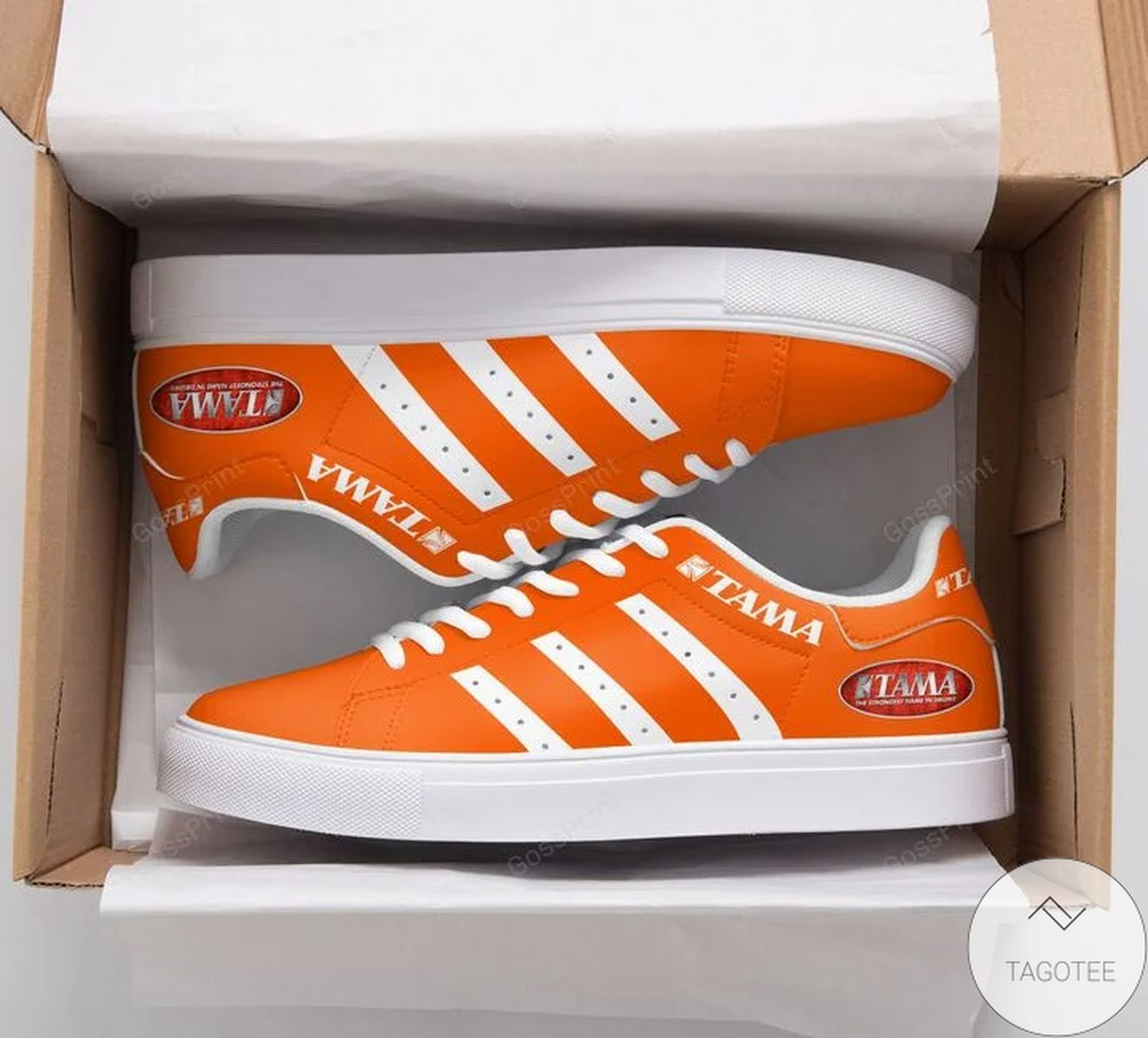 Tama Drum Stan Smith Shoes
