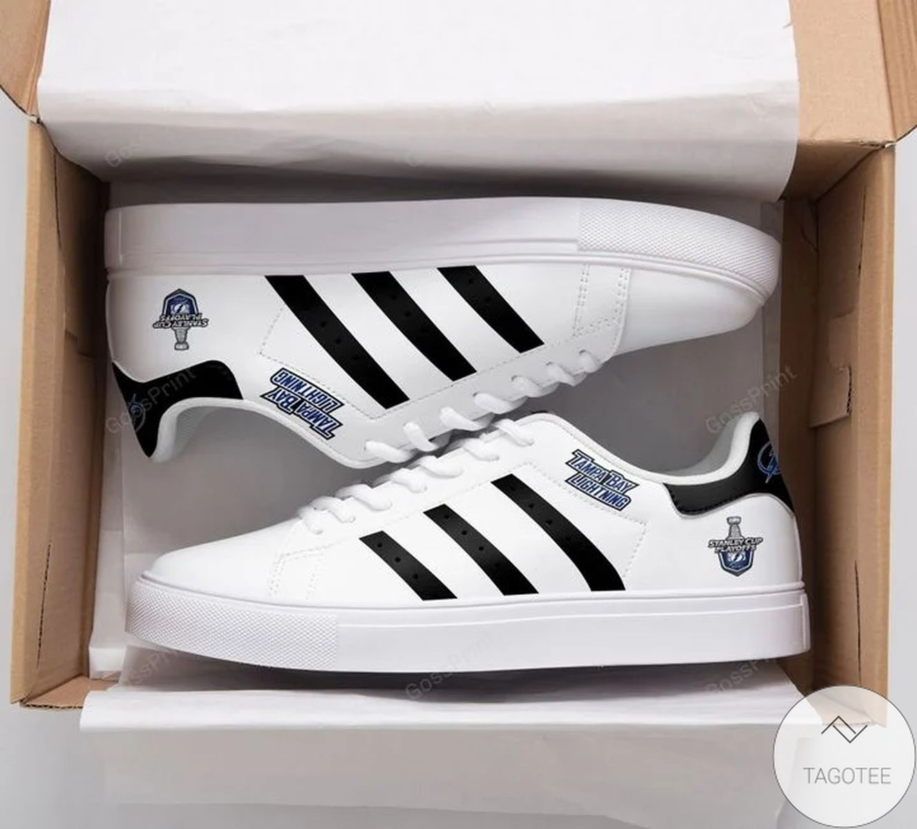 Tampa Bay Lightning Stan Smith Shoes