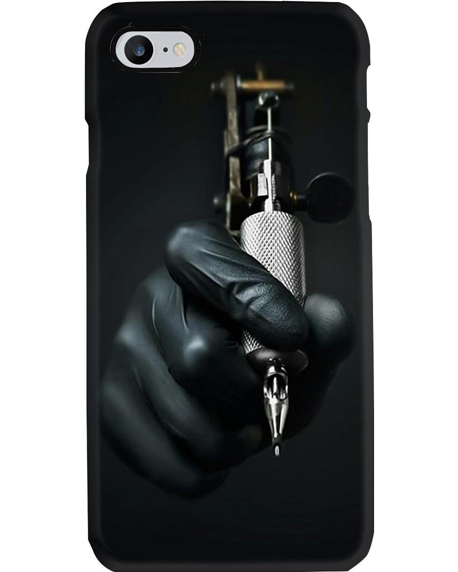 Tattoo Machine in hand phone case 7