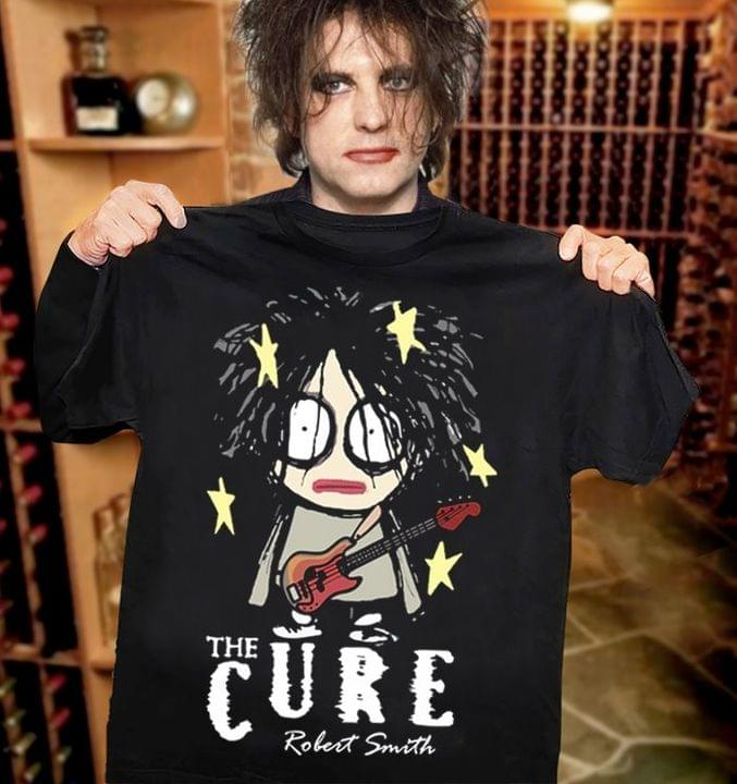 The Cure Robert Smith Shirt 0