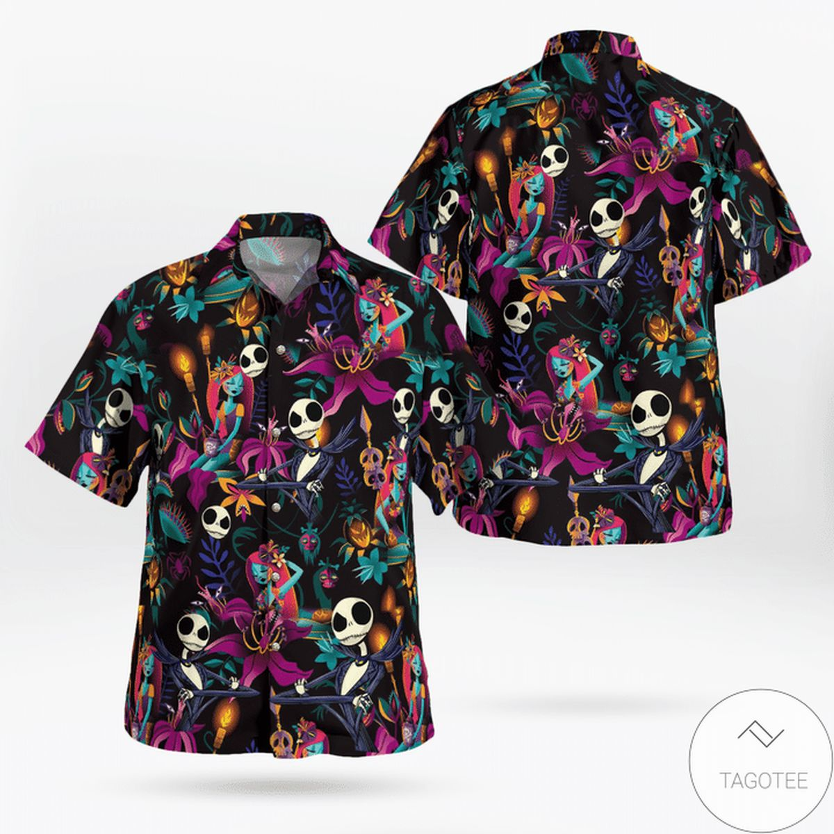 Where To Buy The Nightmare Before Christmas Hawaiian Shirt