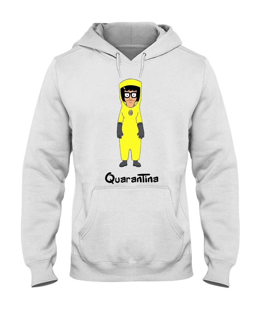 Tina Belcher quarantined hoodie