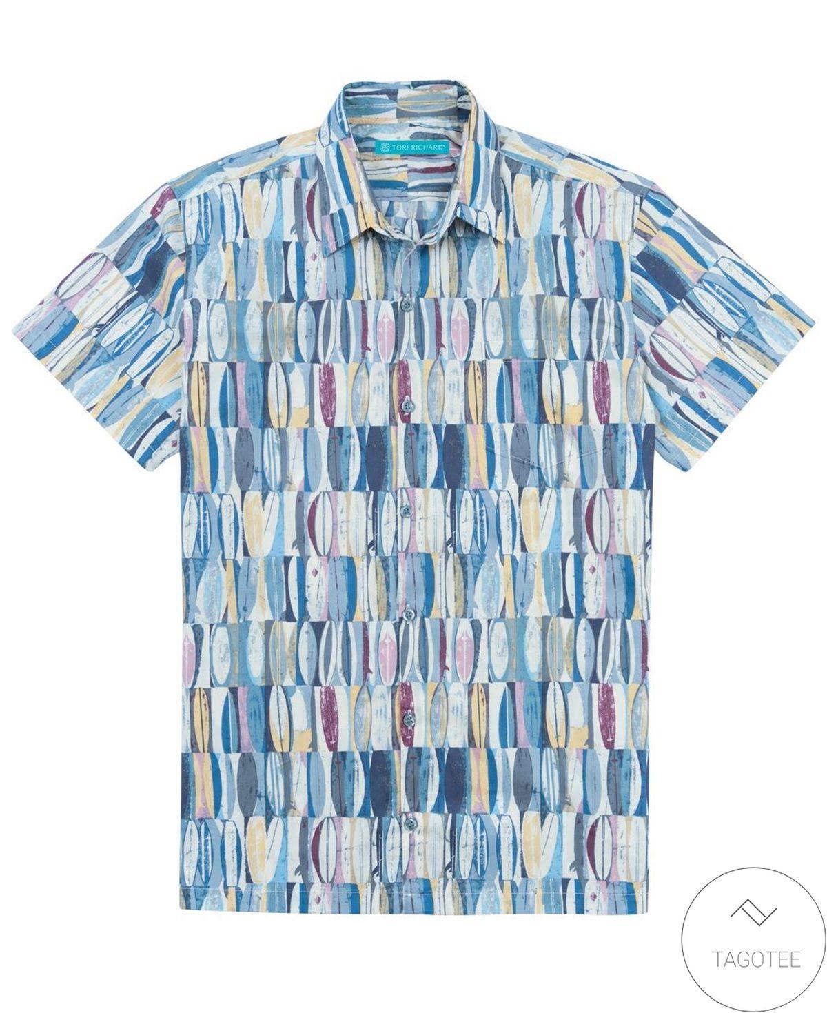 Tori Richard Board Room Hawaiian Shirt